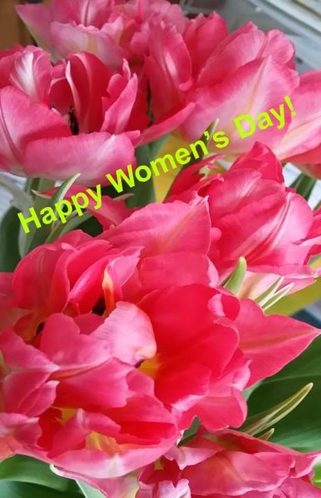 Buona giornata internazionale della donna