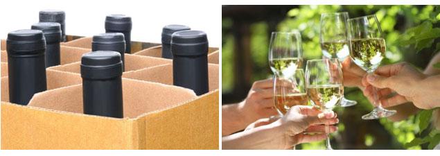 Prosit! Con il pacco degustazioni gli abbonati conoscono sempre nuovi vini.