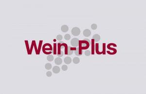Nuovo logo di Wein-Plus. Ci trovate allo stand 14A66 di Wein-Plus al Prowein 2019. Wein-Plus Italia
