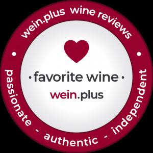 La sigla dei vini preferiti, desgustato e recentito per la pregiata piattaforma del vino wein.plus
