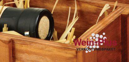 Pacco degustazione vini primavera 2019 di Wein-Plus con tre italiani