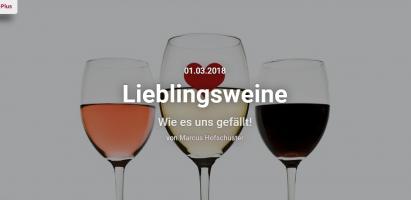 I vini preferiti della redazione Wein-Plus