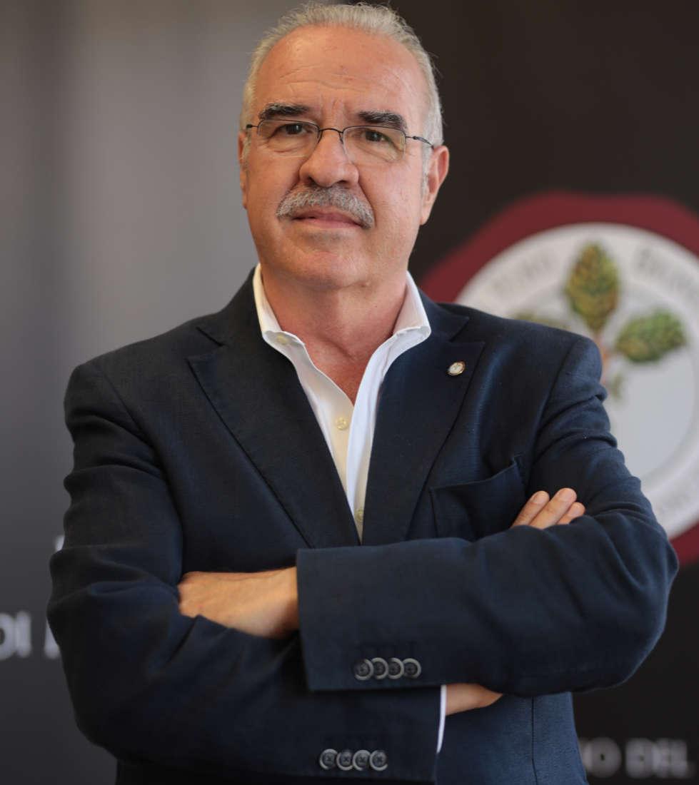 Fabrizio Bindocci, Presidente del Consorzio del Vino Brunello di Montalcino